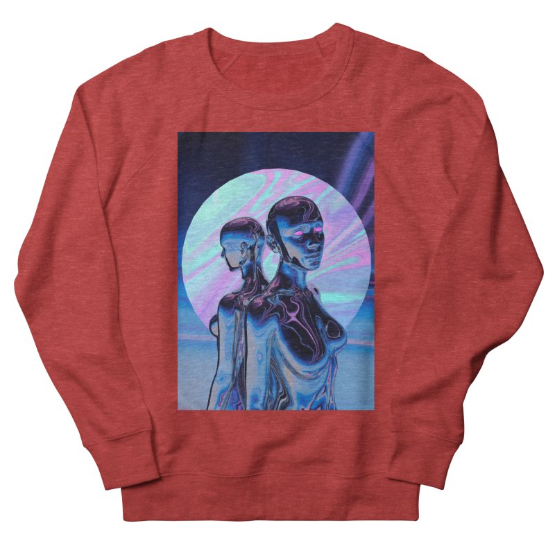 ANGELS 9/8/18 Women's French Terry Sweatshirt by Mountain View Co