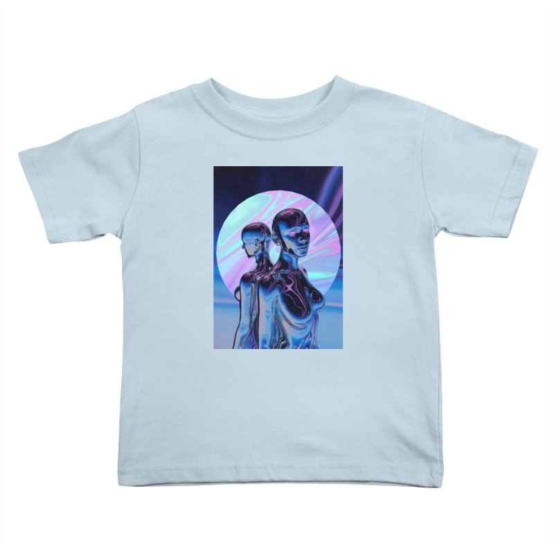 ANGELS 9/8/18 Kids Toddler T-Shirt by Mountain View Co