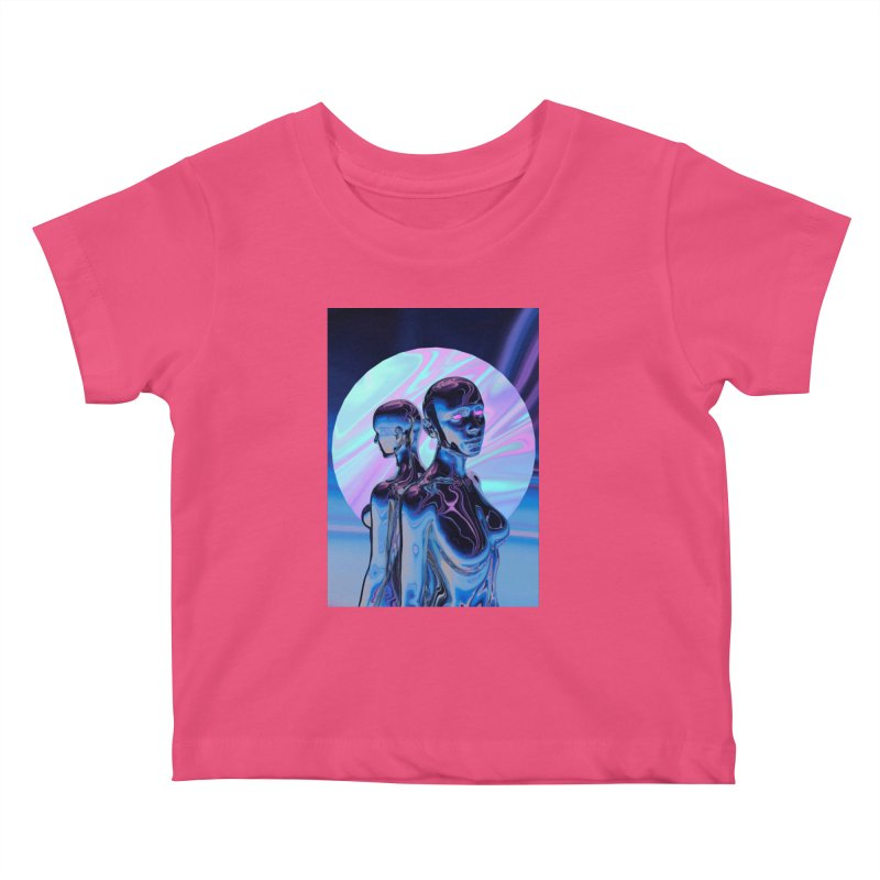 ANGELS 9/8/18 Kids Baby T-Shirt by Mountain View Co
