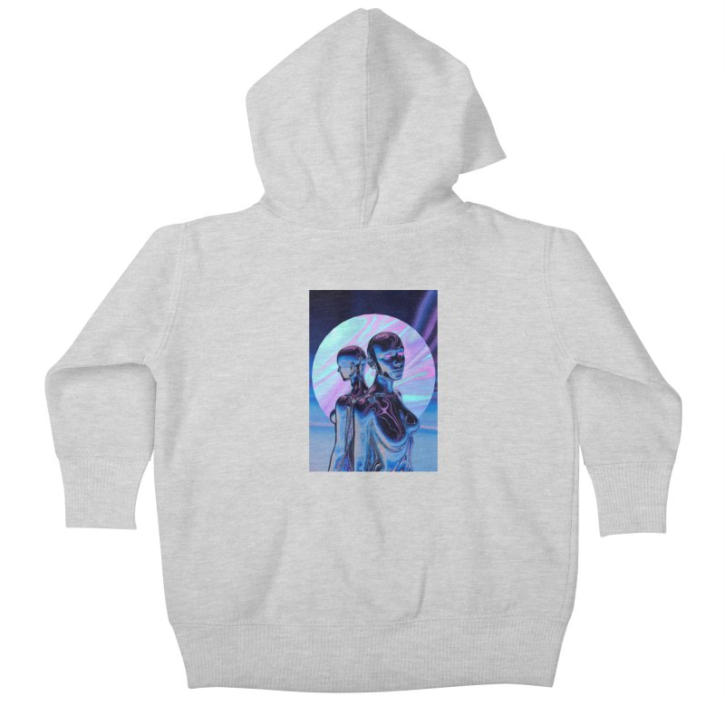 ANGELS 9/8/18 Kids Baby Zip-Up Hoody by Mountain View Co