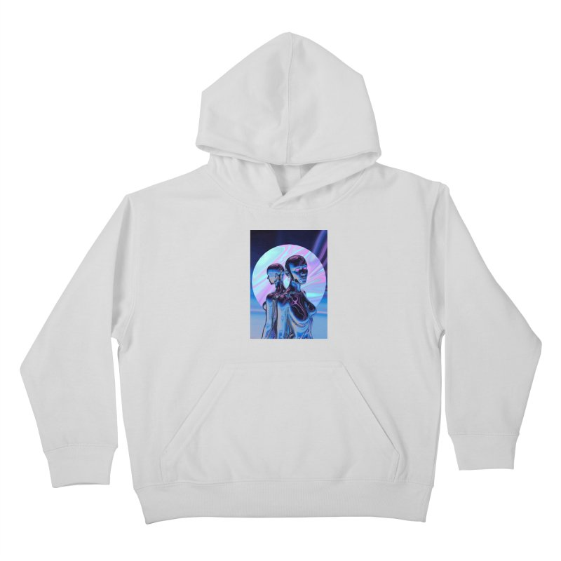 ANGELS 9/8/18 Kids Pullover Hoody by Mountain View Co