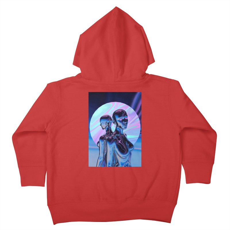 ANGELS 9/8/18 Kids Toddler Zip-Up Hoody by Mountain View Co