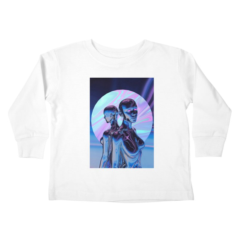 ANGELS 9/8/18 Kids Toddler Longsleeve T-Shirt by Mountain View Co