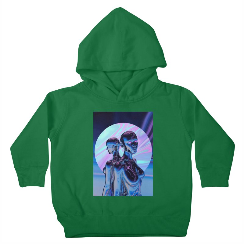 ANGELS 9/8/18 Kids Toddler Pullover Hoody by Mountain View Co