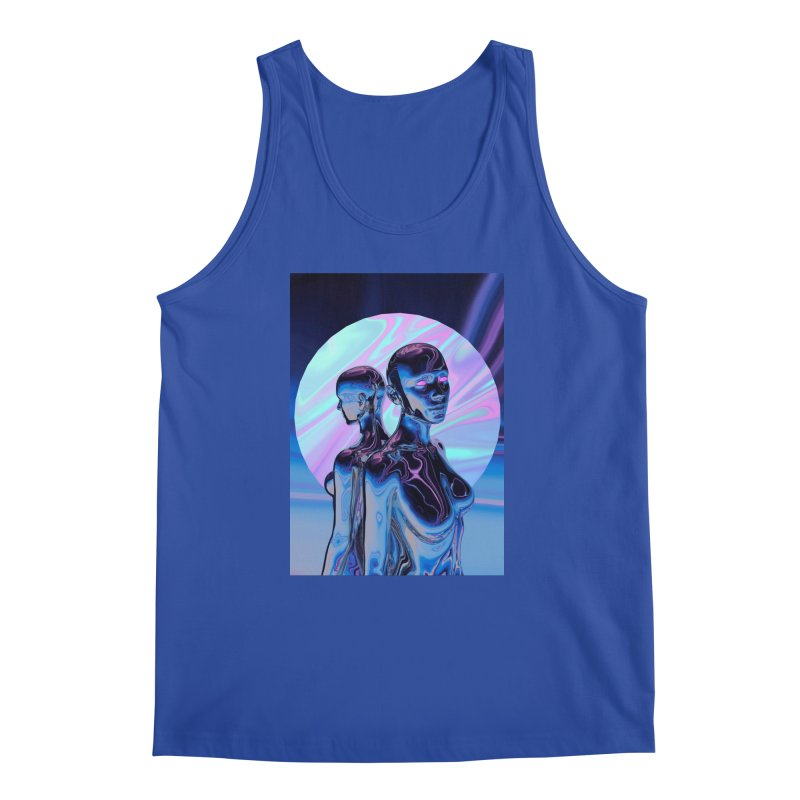 ANGELS 9/8/18 Men's Regular Tank by Mountain View Co