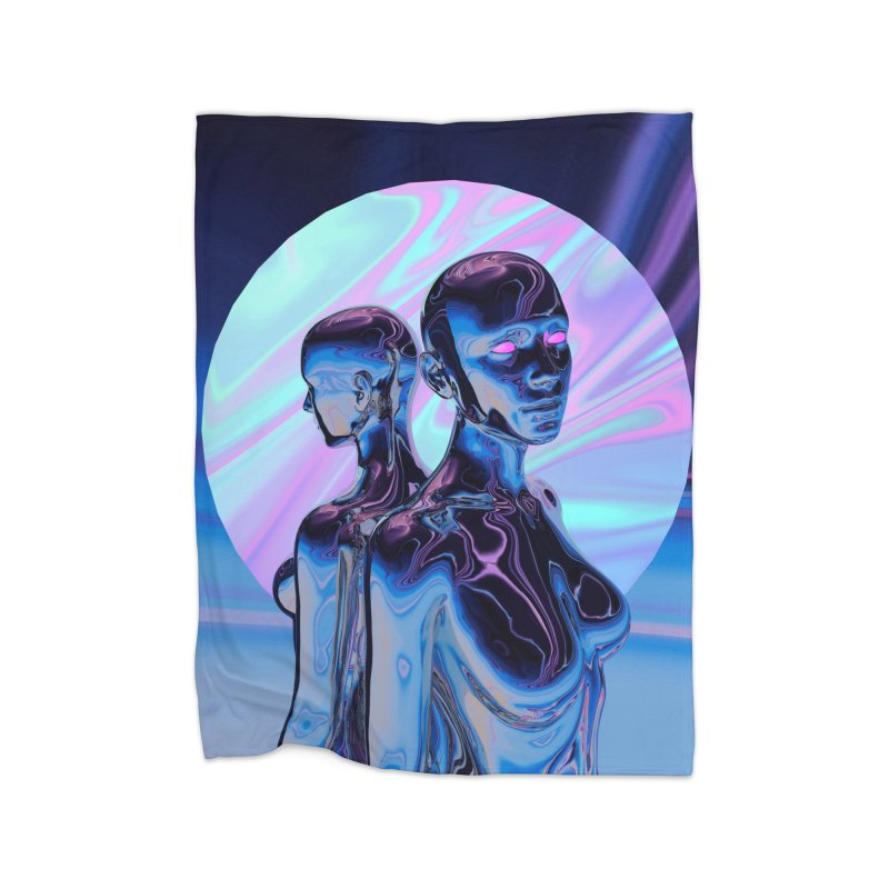 ANGELS 9/8/18 Home Fleece Blanket Blanket by Mountain View Co