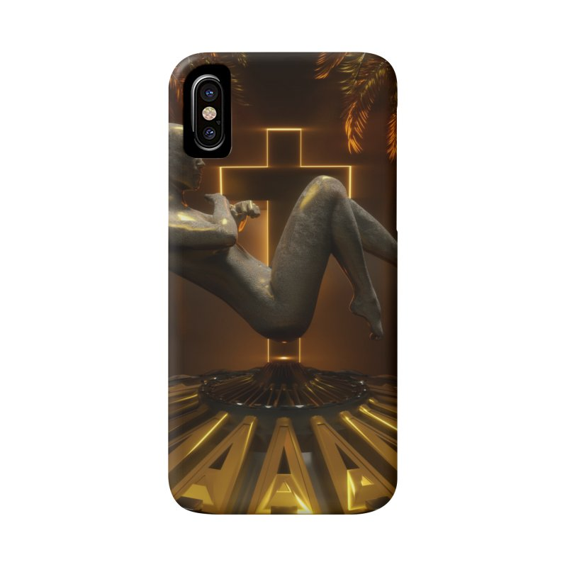 DIVINITY Accessories Phone Case by Mountain View Co