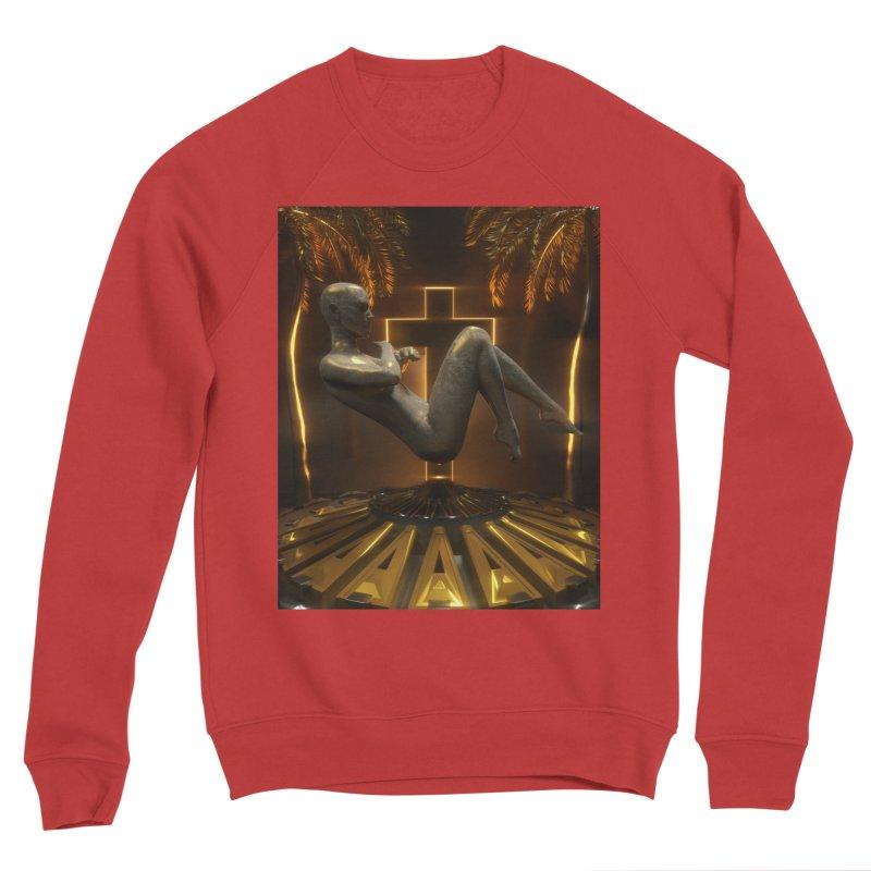 DIVINITY Women's Sponge Fleece Sweatshirt by Mountain View Co