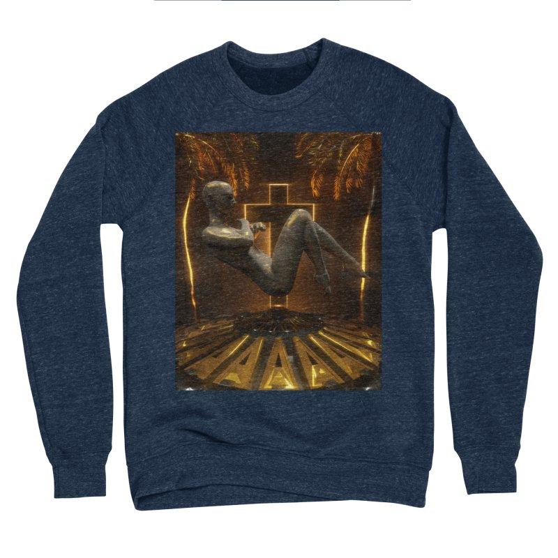 DIVINITY Men's Sponge Fleece Sweatshirt by Mountain View Co