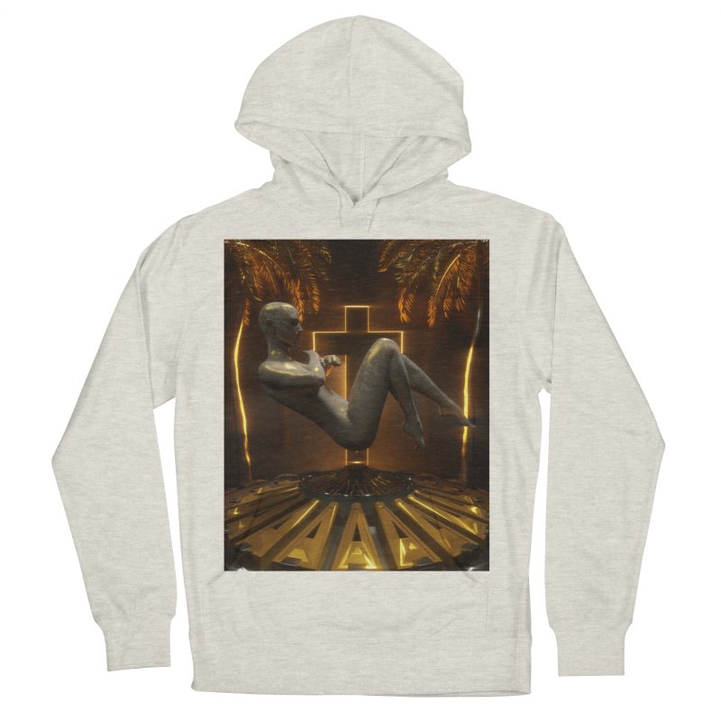 DIVINITY Men's French Terry Pullover Hoody by Mountain View Co