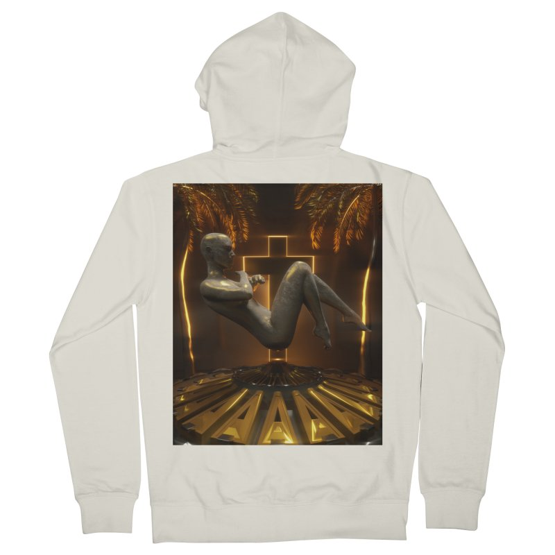 DIVINITY Men's French Terry Zip-Up Hoody by Mountain View Co
