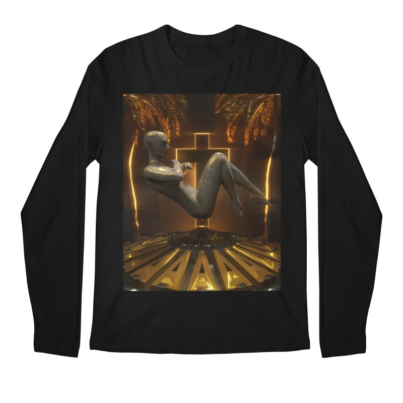 DIVINITY Men's Regular Longsleeve T-Shirt by Mountain View Co