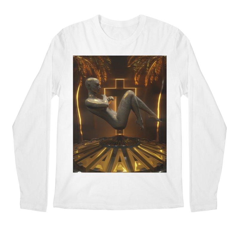 DIVINITY Men's Regular Longsleeve T-Shirt by Mountain View Co