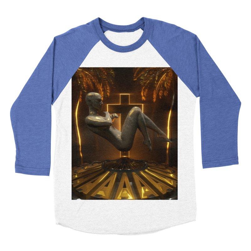 DIVINITY Women's Baseball Triblend Longsleeve T-Shirt by Mountain View Co