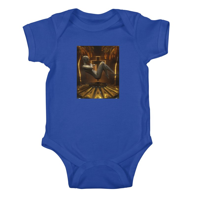 DIVINITY Kids Baby Bodysuit by Mountain View Co
