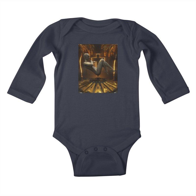 DIVINITY Kids Baby Longsleeve Bodysuit by Mountain View Co
