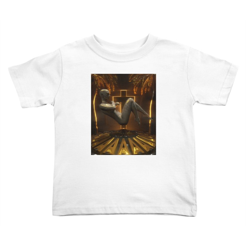 DIVINITY Kids Toddler T-Shirt by Mountain View Co