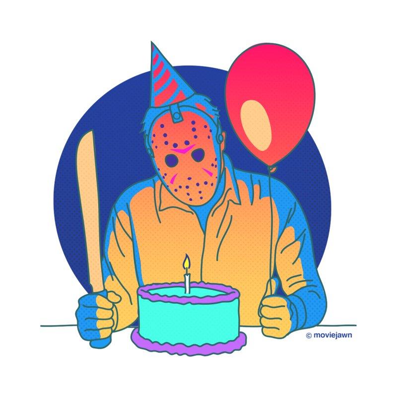 Jason's Birthday Party by Moviejawn's Artist Shop