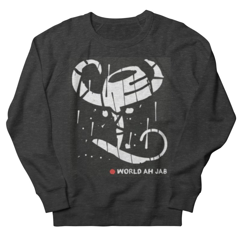 'WORLD AH JAB' Women's Sweatshirt by Mozayic's Artist Shop