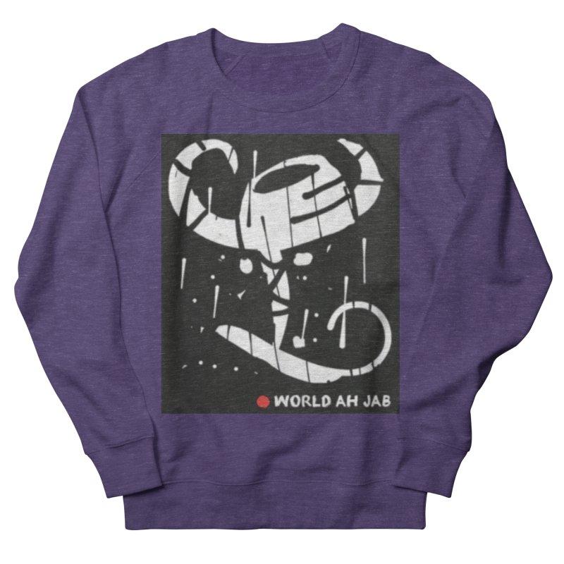 'WORLD AH JAB' Men's Sweatshirt by Mozayic's Artist Shop