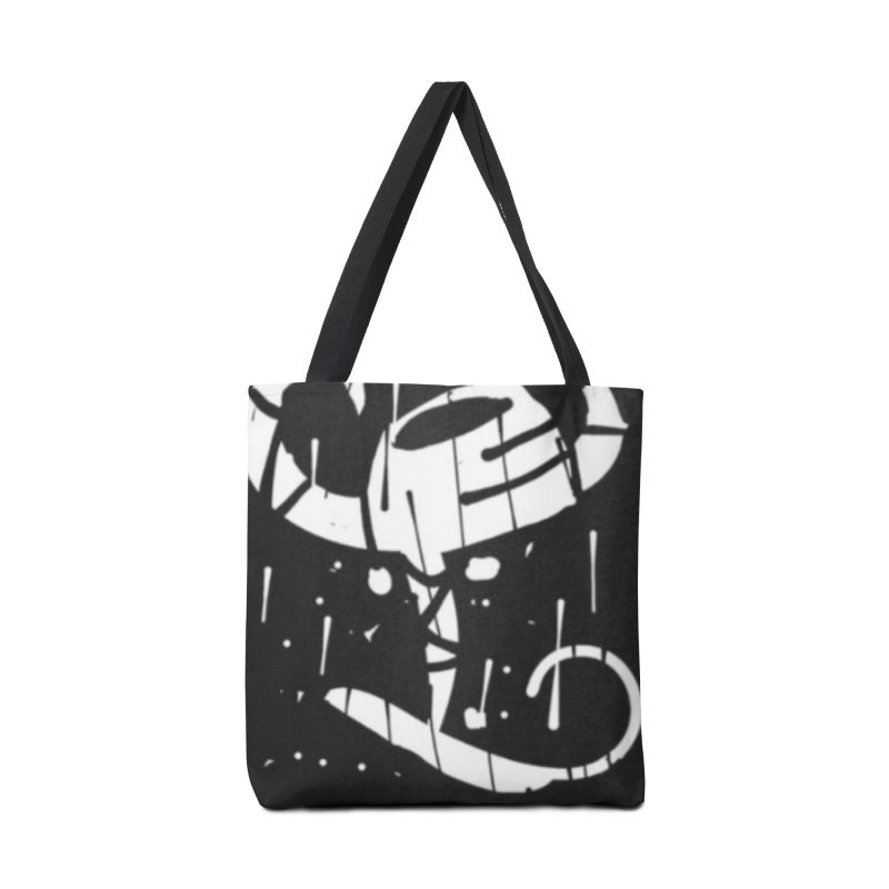 'WORLD AH JAB' Accessories Tote Bag Bag by Mozayic's Artist Shop