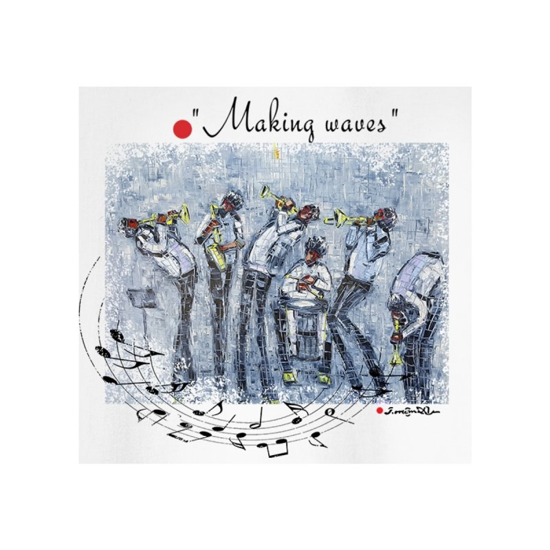 """MAKING WAVES"" by Mozayic's Artist Shop"