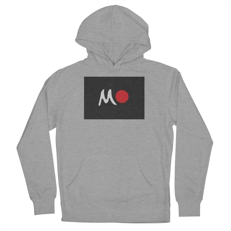 Mozayic Men's French Terry Pullover Hoody by Mozayic's Artist Shop