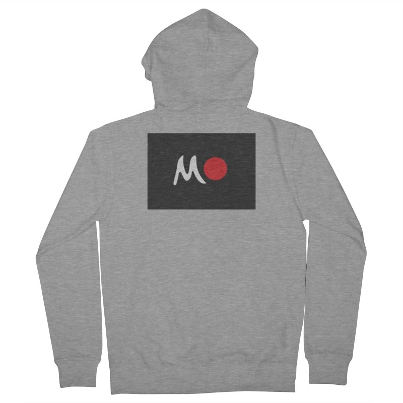 Mozayic Men's French Terry Zip-Up Hoody by Mozayic's Artist Shop