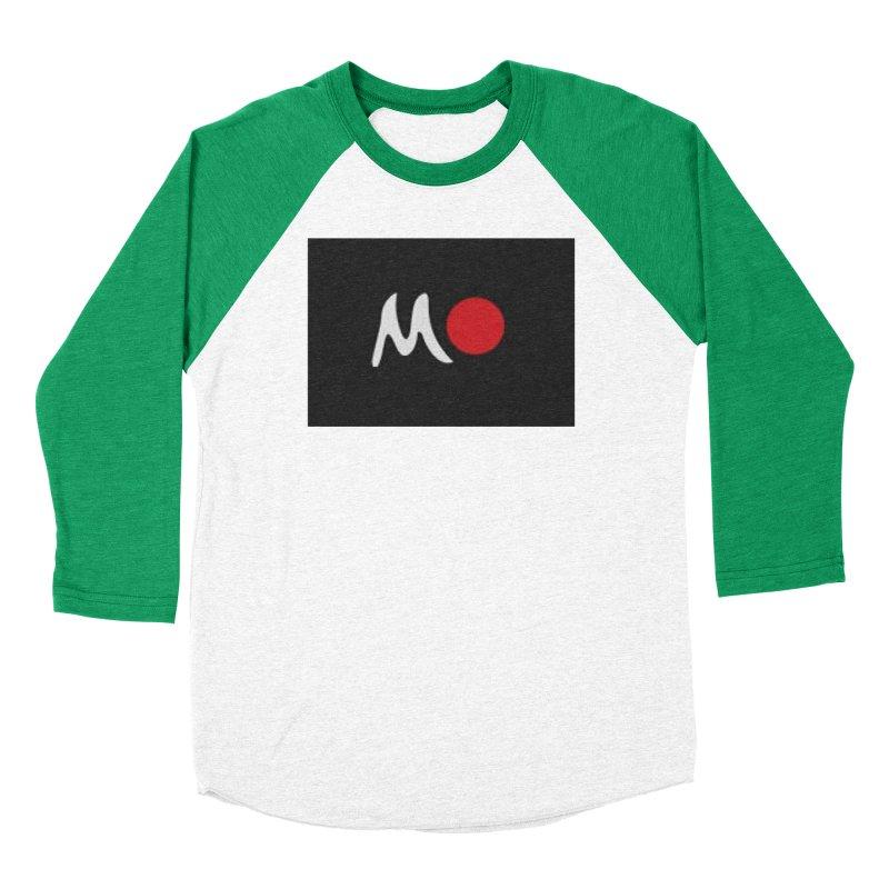 Mozayic Men's Baseball Triblend Longsleeve T-Shirt by Mozayic's Artist Shop