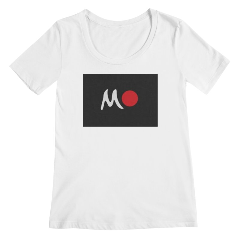 Mozayic Women's Regular Scoop Neck by Mozayic's Artist Shop