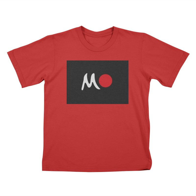 Mozayic Kids T-Shirt by Mozayic's Artist Shop
