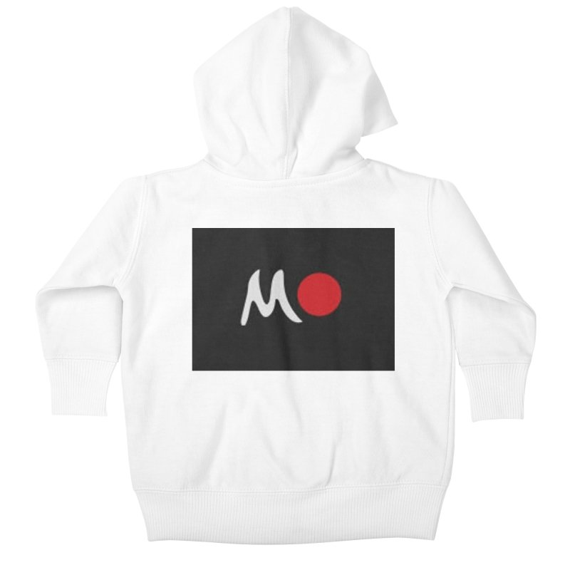 Mozayic Kids Baby Zip-Up Hoody by Mozayic's Artist Shop