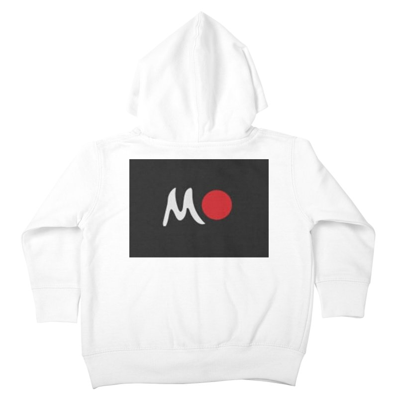 Mozayic Kids Toddler Zip-Up Hoody by Mozayic's Artist Shop