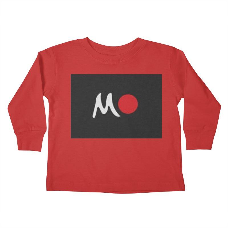 Mozayic Kids Toddler Longsleeve T-Shirt by Mozayic's Artist Shop