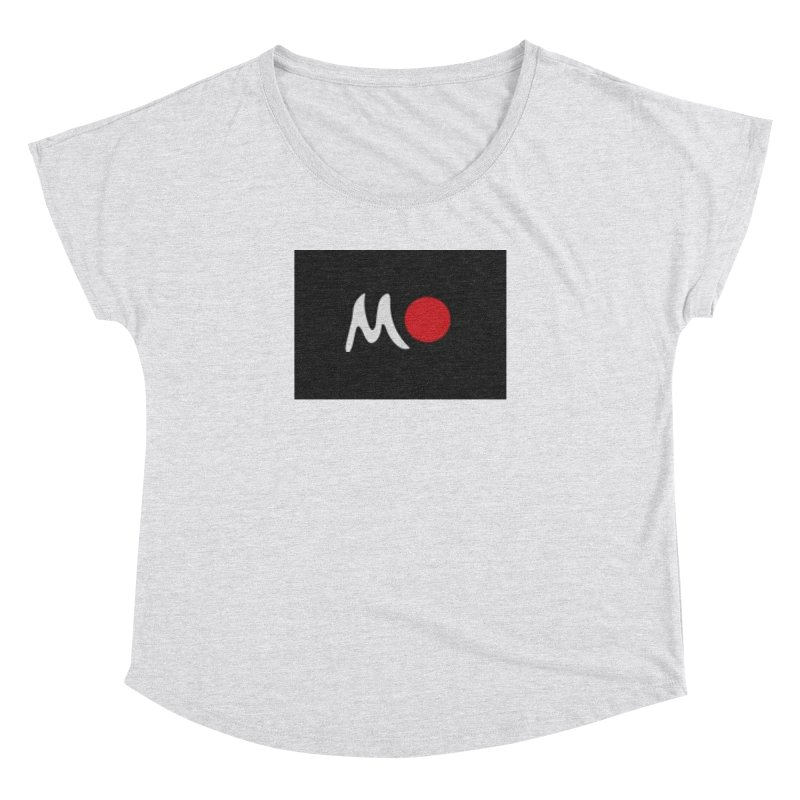 Mozayic Women's Dolman Scoop Neck by Mozayic's Artist Shop