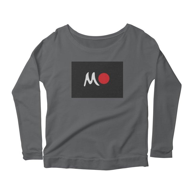 Mozayic Women's Scoop Neck Longsleeve T-Shirt by Mozayic's Artist Shop