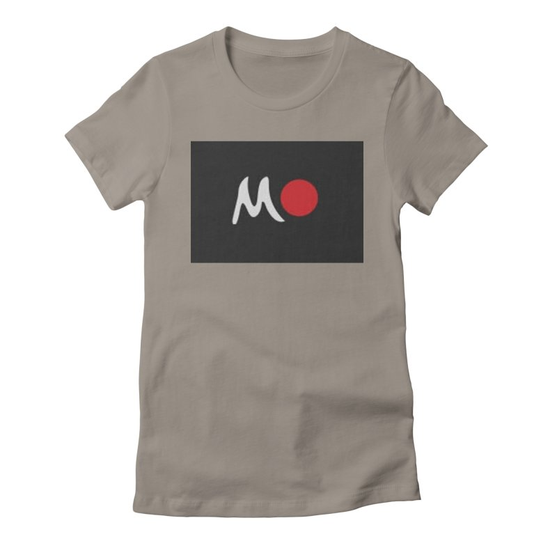 Mozayic Women's Fitted T-Shirt by Mozayic's Artist Shop