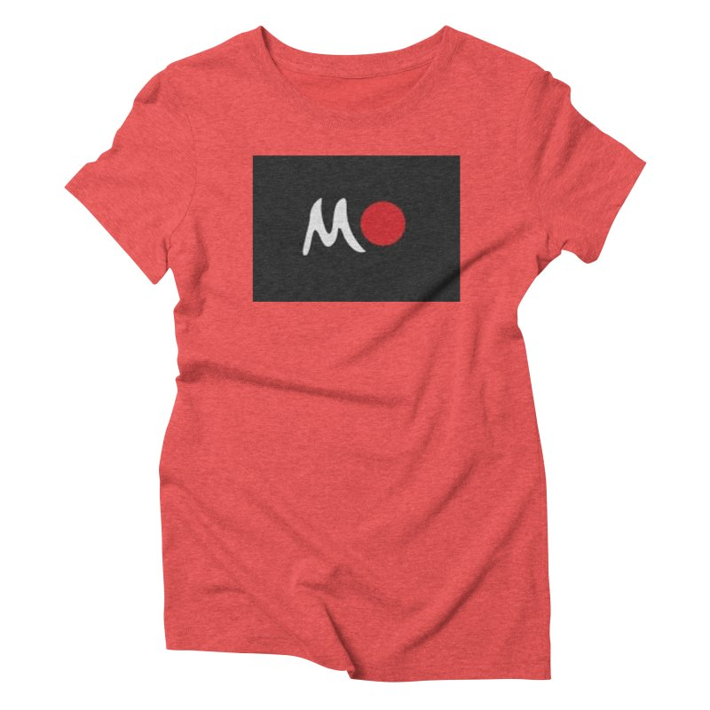 Mozayic Women's Triblend T-Shirt by Mozayic's Artist Shop