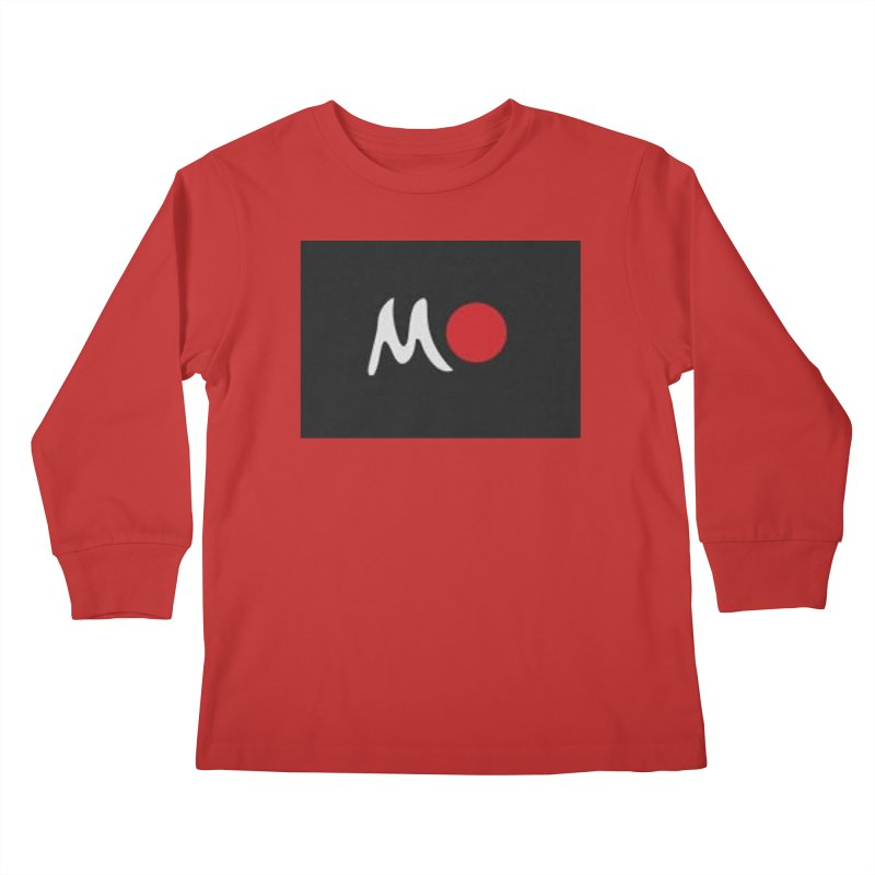 Mozayic Kids Longsleeve T-Shirt by Mozayic's Artist Shop