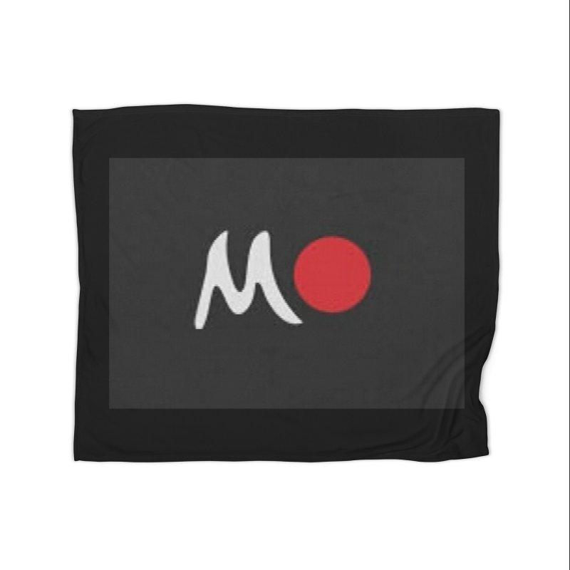 Mozayic Home Fleece Blanket Blanket by Mozayic's Artist Shop