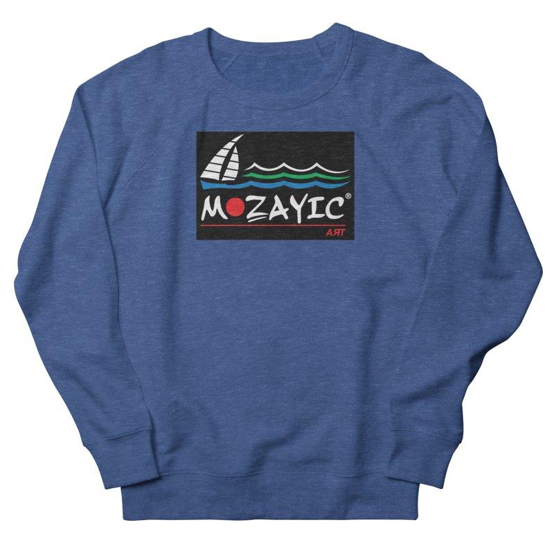 Mozayic sport Men's Sweatshirt by Mozayic's Artist Shop