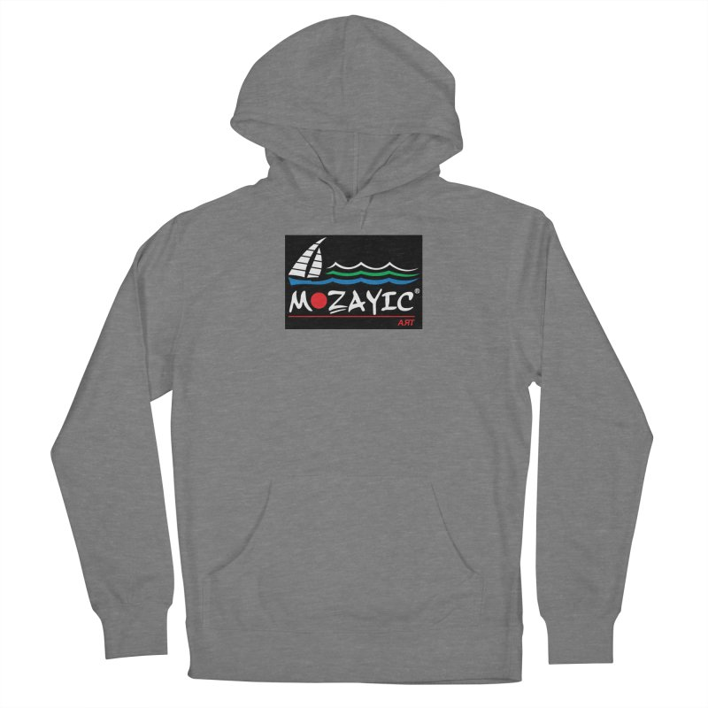 Mozayic sport Women's Pullover Hoody by Mozayic's Artist Shop