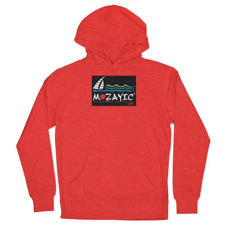 Mozayic sport Men's Pullover Hoody by Mozayic's Artist Shop