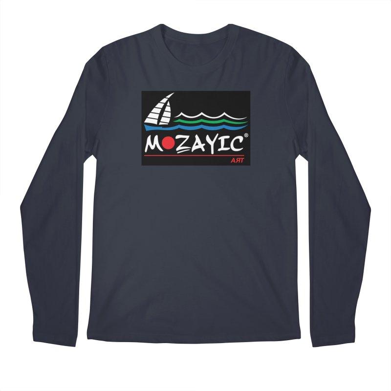 Mozayic sport Men's Regular Longsleeve T-Shirt by Mozayic's Artist Shop