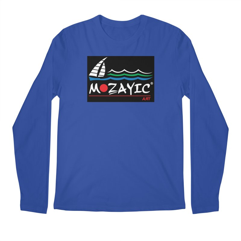 Mozayic sport Men's Regular Longsleeve T-Shirt by Mozayic's Artist Shop