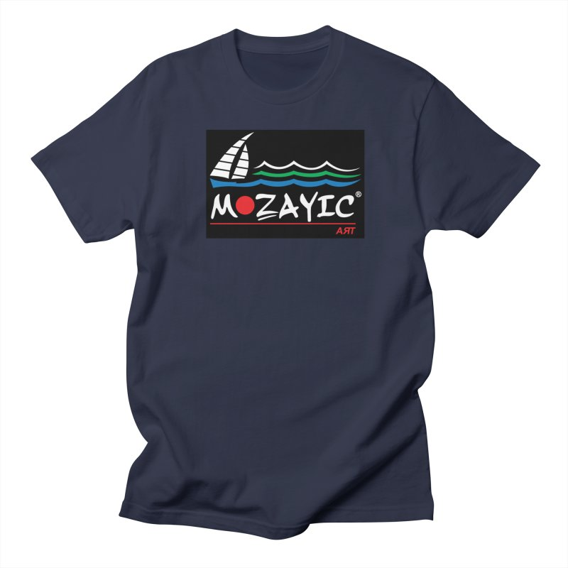 Mozayic sport Women's Regular Unisex T-Shirt by Mozayic's Artist Shop