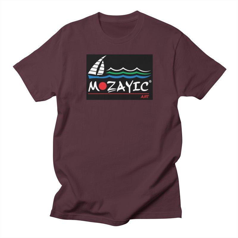 Mozayic sport Women's Regular Unisex T-Shirt by Mozayic's Artist Shop