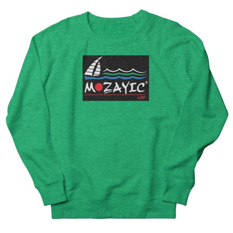 Mozayic sport Women's Sweatshirt by Mozayic's Artist Shop