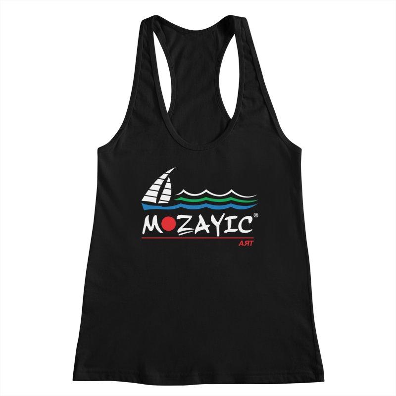 Mozayic sport Women's Tank by Mozayic's Artist Shop