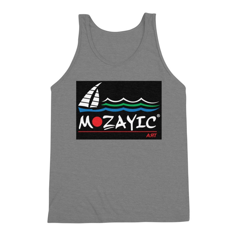 Mozayic sport Men's Tank by Mozayic's Artist Shop